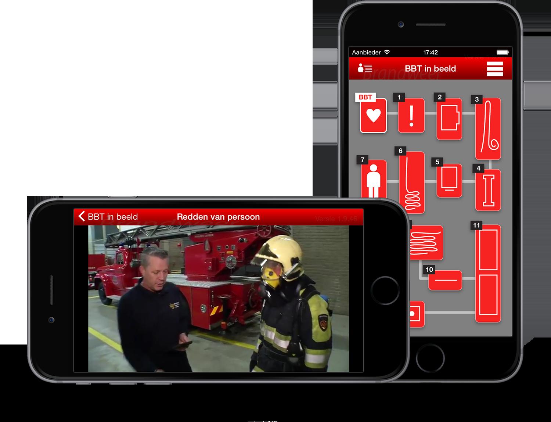 Brandweer Coach App